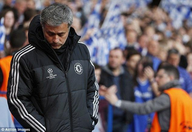 Mourinho từng mất kiểm soát trong phòng thay đồ ở MU