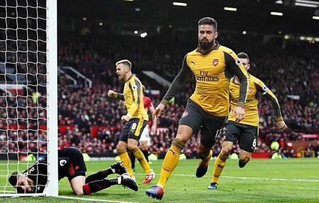 Giroud quyết tâm tìm lại vị trí chính thức ở Arsenal