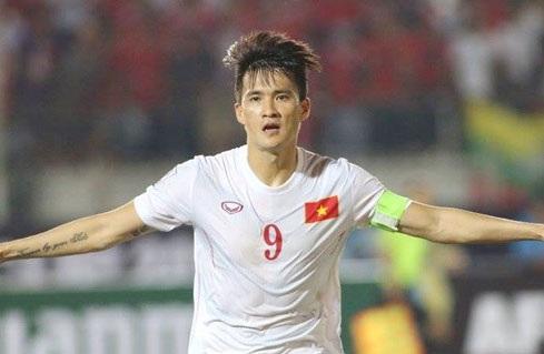 Công Vinh được tờ FourFourTwo chấm điểm cao nhất đội tuyển Việt Nam