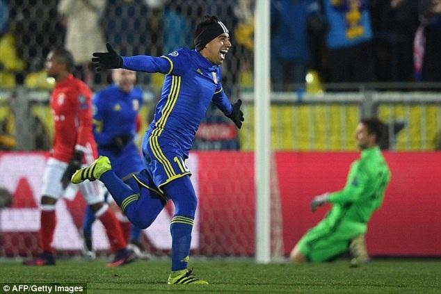 Đội bóng nước Nga đã có trận đấu tuyệt vời
