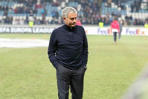 HLV Mourinho cho rằng các học trò không nghe lời mình