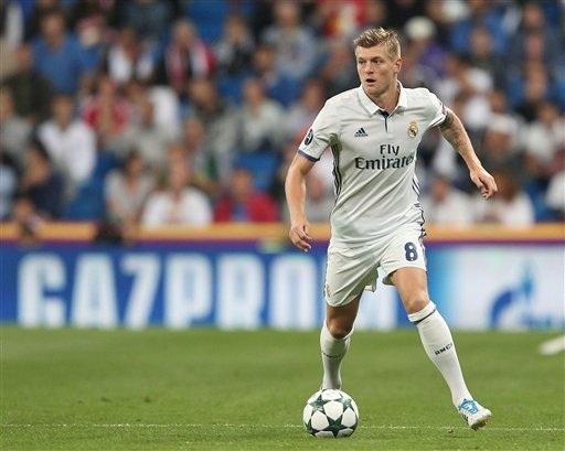 Toni Kroos, nhạc trưởng của Real Madrid