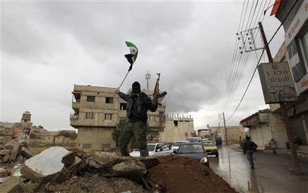 Liên hợp quốc viết lại dự thảo nghị quyết về Syria - 1