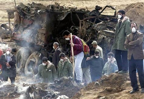 Động đất mạnh tại Iran, 100 người bị thương  - 1
