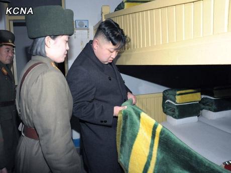 Nhà lãnh đạo Triều Tiên thị sát quân đội trước ngày Mỹ - Hàn tập trận  - 1