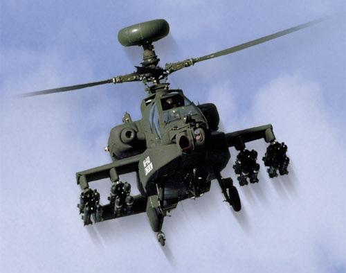 """Trực thăng """"khủng"""" của Mỹ đánh rơi tên lửa khi huấn luyện"""