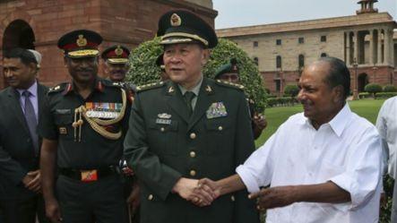 Trung Quốc, Ấn Độ nhất trí nối lại tập trận chung thường niên