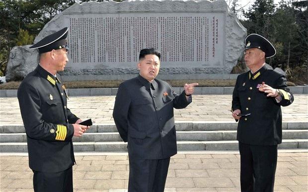 Nhà lãnh đạo Triều Tiên đã trực tiếp hạ lệnh tiến hành vụ phóng vệ tinh vào