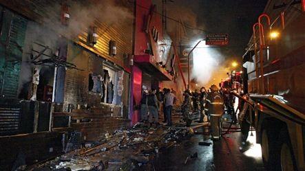 Số người chết ở hộp đêm Brazil tăng lên 233 người