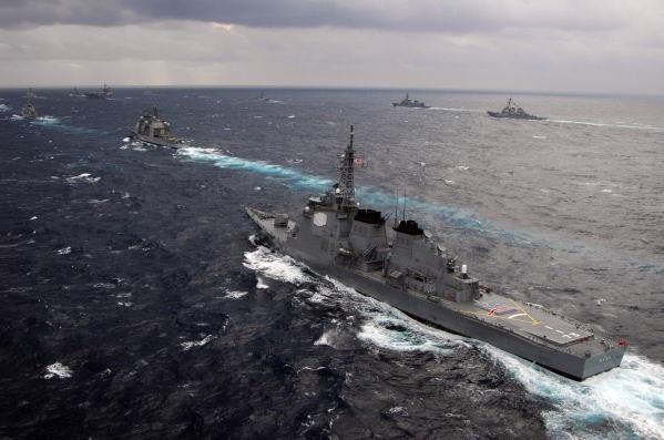 Những thách thức lớn của Trung Quốc ở châu Á-Thái Bình Dương