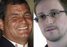 Ecuador: Nga sẽ quyết định đích đến của Snowden