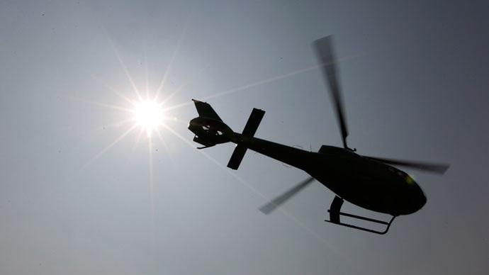 Trực thăngEurocopter EC120 Colibri cùng loại với máy bay bị rơi.