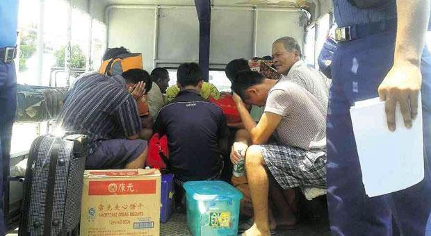Những ngư dân này của Trung Quốc có thể sẽ bị kết án tù giam ở Philippines