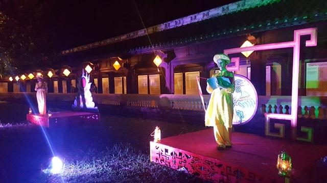Đại Nội Huế sẽ mở cửa về đêm đón khách mùa hè 2017 - 4