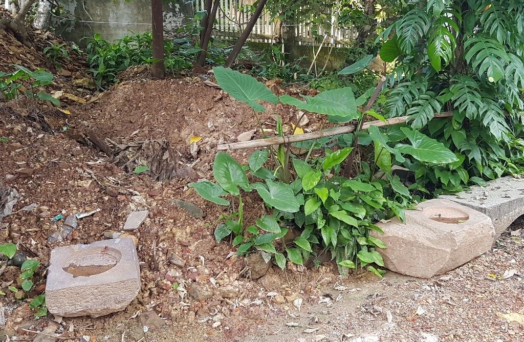 Dấu vết một nền kiến trúc rộng lớn xuất hiện sau đợt khảo cổ dấu tích tại Huế - 9