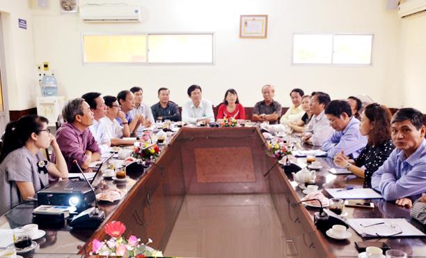 Sở Văn hóa & Thể thao Thừa Thiên Huế và TP Đà Nẵng cùng các cơ quan chức năng làm việc về quản lý bảo tồn, phát huy giá trị Hải Vân Quan