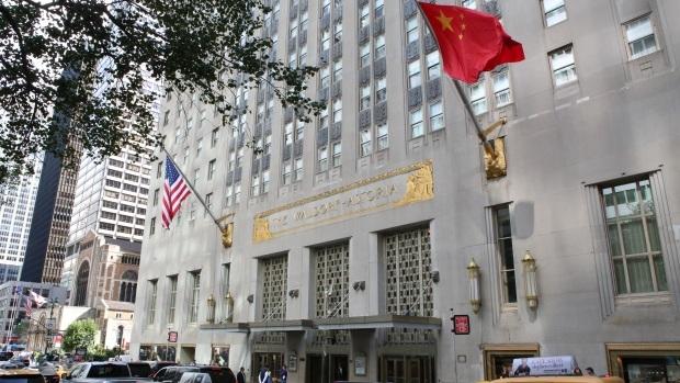 Trung Quốc năm 2016 đã chi rất nhiều tiền cho các thương vụ M&A nước ngoài, đặc biệt là ở Mỹ.