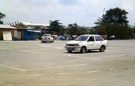 Đoàn Thanh tra Bộ GTVT phát hiện nhiều sai phạm trong đào tạo và sát hạch lái xe ở tỉnh Bắc Ninh, Bắc Giang (ảnh: Trung Kiên)