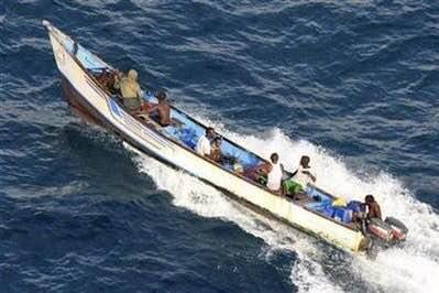 Cướp biển gia tăng hoạt động ở khu vực Đông Nam Á và nhằm vào các tàu chở hàng (ảnh minh họa)