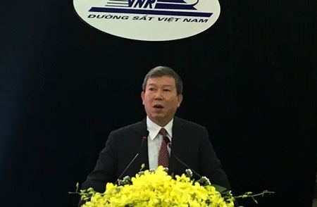 Ông Trần Ngọc Thành - Chủ tịch Hội đồng thành viên ĐSVN xin từ chức và nghỉ hưu sớm 4 năm, Bộ GTVT đã chấp thuận miễn chức.