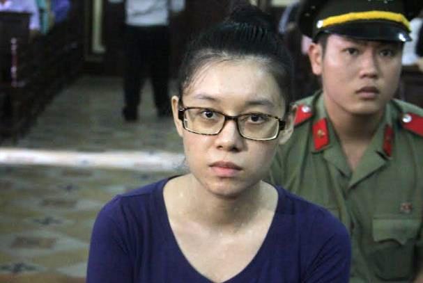 Bị cáo Nguyễn Đức Thùy Dùng khai nhận đã thông cung khi đang bị tạm giam.