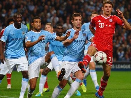 Man City buộc phải thắng nếu muốn đi tiếp