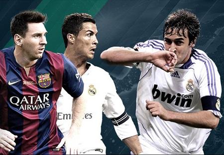 Messi hay C.Ronaldo sẽ đi vào lịch sử Champions League