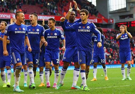 Chelsea hạnh phúc khi lại thắng ở Anfield