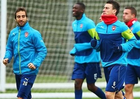 Arsenal đang cần một chiến thắng để giải tỏa áp lực