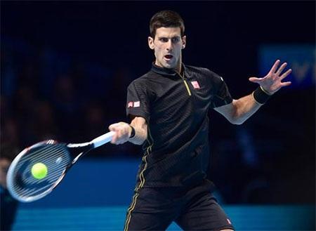 Djokovic đang có phong độ đạt sự ổn định cao