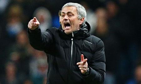 Đoàn quân của Mourinho đang thi đấu rất ổn định