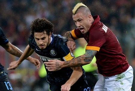 AS Roma vượt qua Inter sau màn rượt đuổi tỷ số nghẹt thở