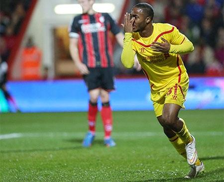 Sterling chơi hay trong chiến thắng của Liverpool