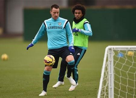 Chelsea đã tìm lại niềm vui chiến thắng sau khi hạ Sporting ở giữa tuần