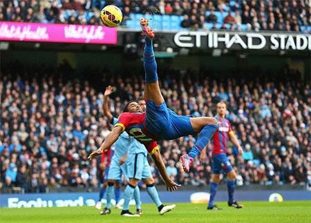 Crystal Palace chơi rất cố gắng nhưng chưa đủ mạnh để chặnđứngMan City
