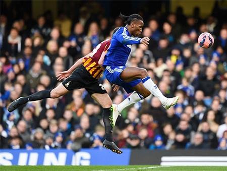 Nhìn lại trận thua tan tác của Chelsea trước Bradford