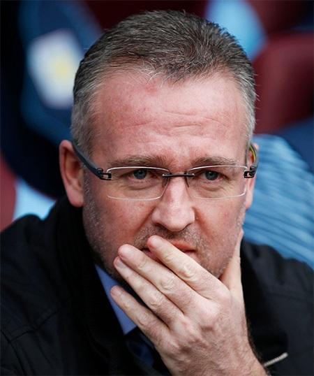 Lambert đang chịu nhiều áp lực khi đội bóng của ông liên tiếp thất bại trong những vòng đấu gần đây