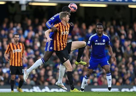 Chelsea dồn ép đối thủ nhưng không thể ghi bàn thắng trong giai đoạn đầu hiệp hai