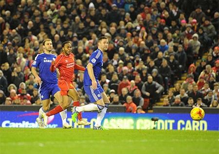 Nhìn lại cuộc chiến giữa Chelsea và Liverpool