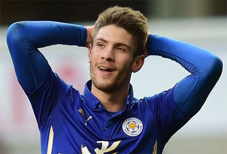 Tân binh đắt giá Andrej Kramaric của Leicester