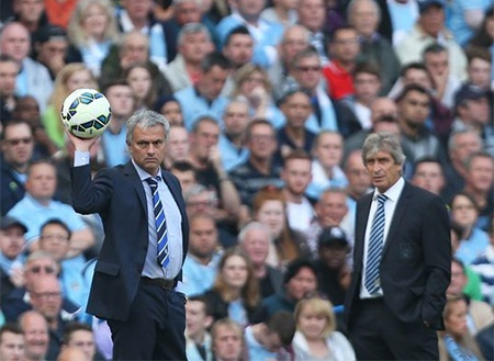 Mourinho và Pellegrini sẽ phải đau đầu cho trận chung kết sớm