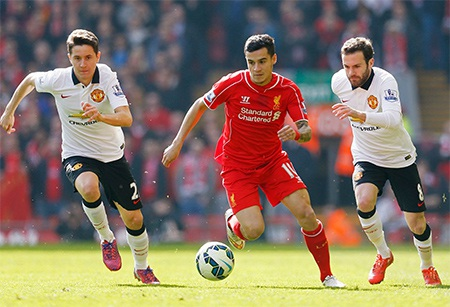 MU được dự báo sẽ gặp nhiều khó khăn trên sân của Liverpool