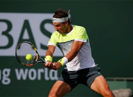 Nadal vẫn chưa có phong độ tốt nhất