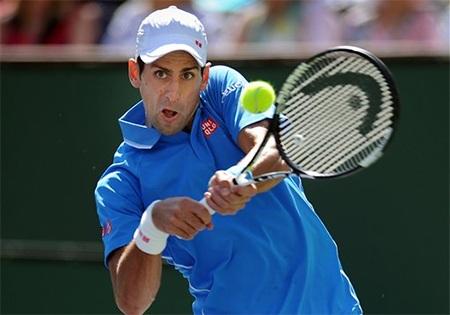 Djokovic đang đạt phong độ ổn định