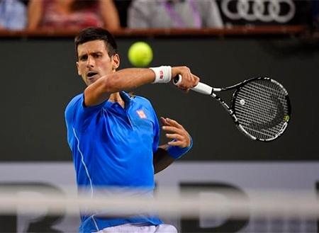Djokovic đã chơi không tốt trong trận đấu ở vòng ba