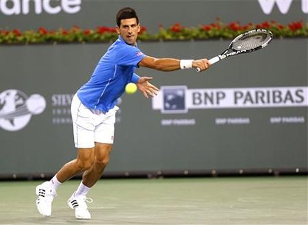 Djokovic bay cao ngay trận đầu