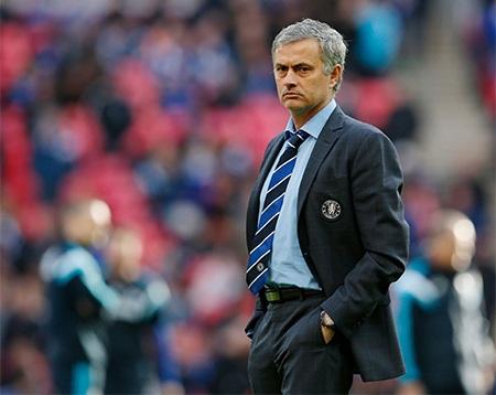 Mourinho trắng tay ba năm và đang thèm khát có danh hiệu cùng Chelsea