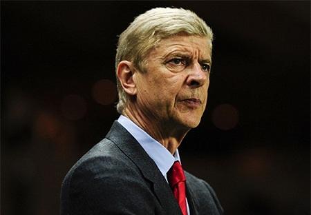 Wenger đã không thể giúp Arsenal tiến sâu tại Champions League