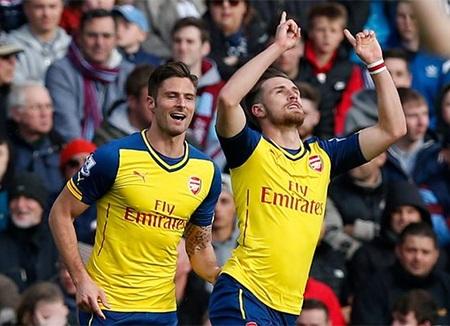 FA Cup đang là đấu trường lớn của Arsenal