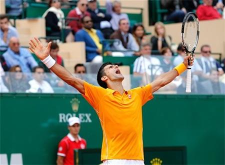 Djokovic đang đạt phong độ rất cao